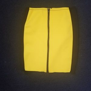 Body Glove Skirts - Yellow body glove skirt
